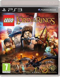 LEGO : Lord of The Rings (PS3)