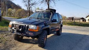 Jeep Grand cherokee laredo 4.0 off road