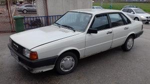 Audi 80 cc 1.6 dizel registrovan