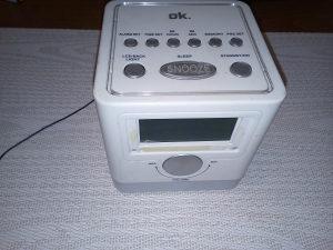 fm radio sa alarmom