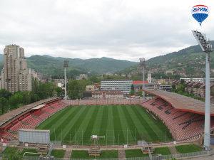 Veći dvosoban stan kod stadiona Bilino Polje