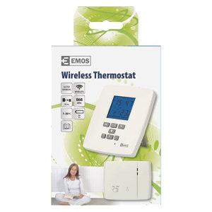 EMOS Sobni bežični termostat