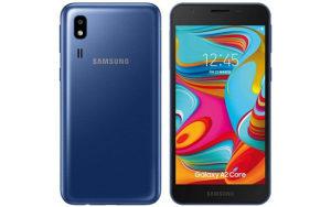 Samsung A2 Core Blue