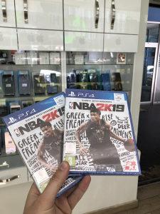 NBA 2K19 (PlayStation 4 - PS4) 2019 NOVO VAKUM