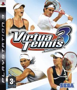 Virtua Tennis 3 (PlayStation 3 - PS3)