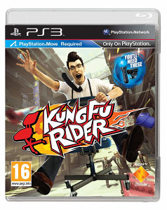 Kung Fu Rider (PS3) Move igra