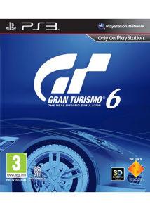 Gran Turismo 6 (Playstation 3 - PS3)