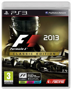 F1 2013 : Classic Edition (PS3) Formula