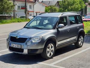Škoda Yeti 2.0 TDI CR 4X4 Experience Full Xenon