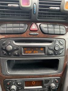Radio mercedes c klasa w203