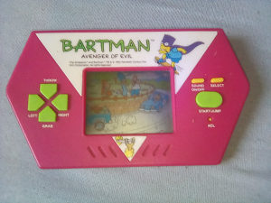 video igra bartman retro lcd igra