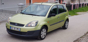 Ford Fiesta 1.3i 2007 god**UVOZ**