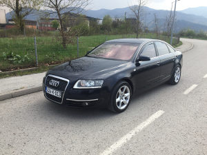 AUDI A6 3.0QUATTRO REGISTROVAN DO 02/2020g.