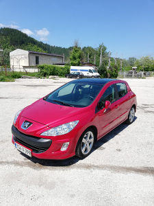 Peugeot limuzina 308 1,6 hdi