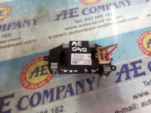 Elektronika relej ventilatora Audi A4 08g AE 040