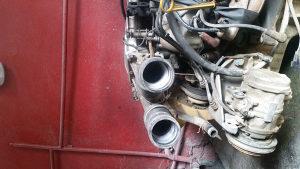 Motor ford scorpio 4x4 2.9i