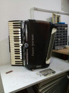 Harmonika paolo soprani