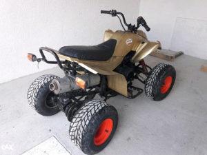 ATV cetverotockas 150cc quad