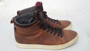 Muske kozne duboke cipele - Bull Boxer - Portugal