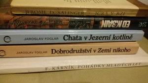 Komplet 5 knjiga na češkom jeziku - Akcija!