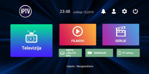 Televizija IP Balkanius