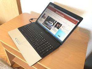 "Laptop HP 17.3"" Intel Core 2.16 GHz /250GB/4GB/IntelHD"
