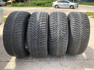 ORIGINAL Michelin zimske gume 215/55/R16