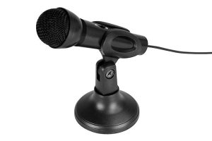 Mikrofon za računalo sa stalkom 100Hz – 16kHz