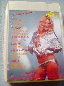 stara retro audio kaseta ketrige pop hits