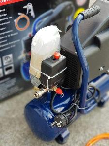 Kompresor zraka straus 10L 550W
