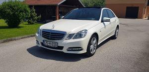 Mercedes E 350 CDI 4 MATIC W212 E350 4MATIC.4X4 4WD