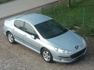 Peugeot 407 1.6 hdi, 2007. g