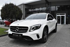 Mercedes Benz GLA 200 d 4 MATIC