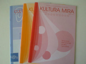 Kultura mira, Culture of peace, časopis