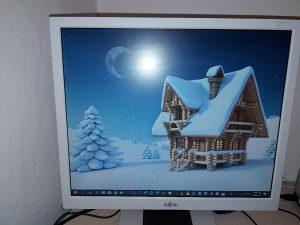 Fujitsu monitor 19 inch