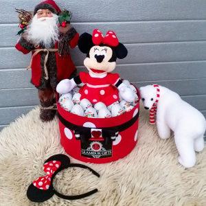 POKLON BOX - Minnie mouse box - Pokloni rodjendan
