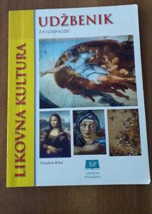 Likovna kultura-udžbenik za Gimnaziju