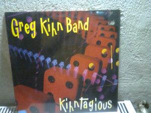 Greg Kihn Band - Kihntagious