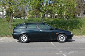 Djelovi Alfa 156
