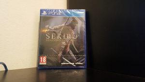 Sekiro Shadows Die Twice (PS4 Playstation 4)