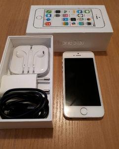 IPhone 5S Silver (može zamjena)