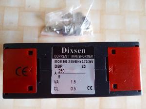 Strujni transformator rastavljivi DBP-23 250/5A