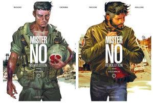 Mister No Revolution / LIBELLUS