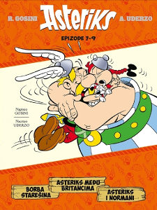 Asteriks 3 / ČAROBNA KNJIGA