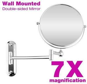 Ogledalo za šminkanje, 7x povećanje