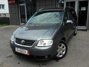 Volkswagen Touran 2.0TDi PLACENO SVE DO REG