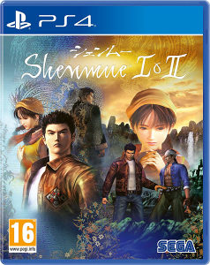 Shenmue 1 i 2 (PS4) Collection