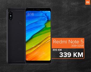 XIAOMI REDMI NOTE 5 EU 3/32GB - www.BigBuy.ba