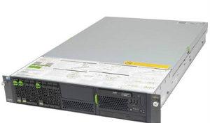 Fujitsu PRIMERGY RX300 S6 Dual socket 2 U rack server