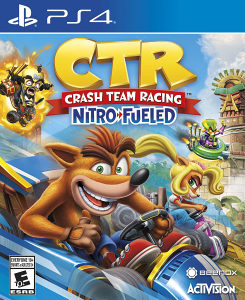 CRASH TEAM RACING PS4. DIGITALNA IGRA. 21.06.2019